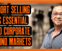 Short Selling is Essential to Corporate Bond Markets